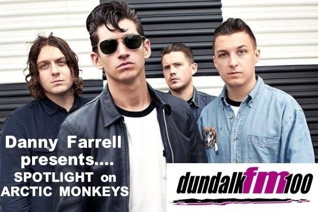 Spotlight Arctic Monkeys