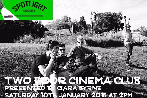 Spotlight Two Door Cinema Club