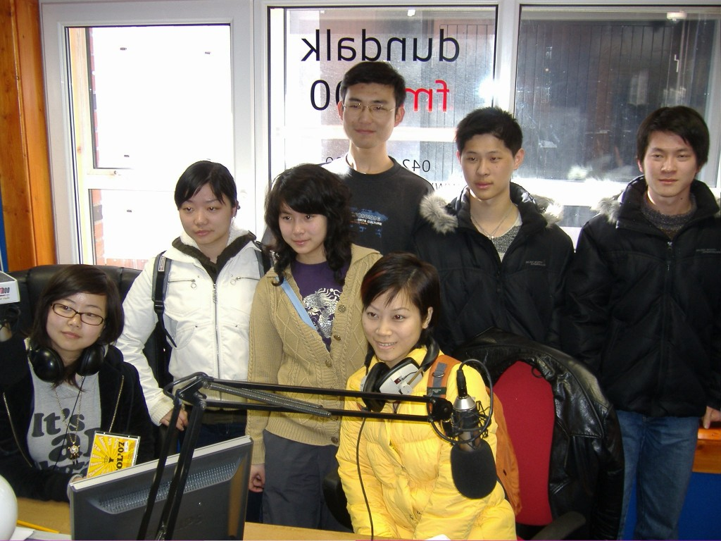Chinese in Dlk FM 4