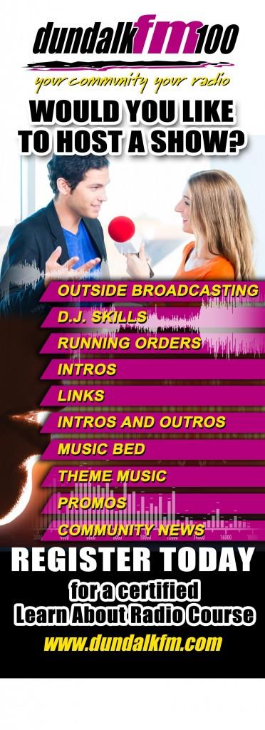Host a Show
