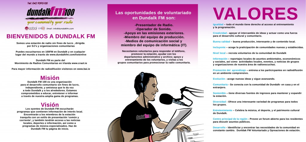 Dundalk FM Spanish 1