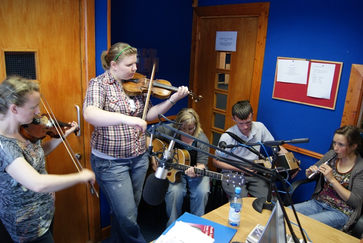 Trad Session 2010