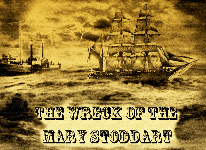Mary  Stoddart in Distress